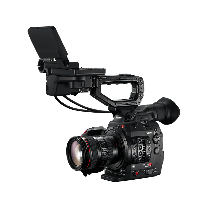 EOS C300 Mark II