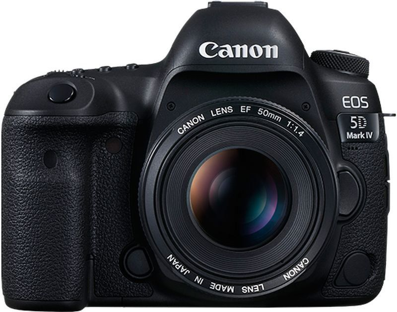 Discover the power of Canon's EOS 5D Mark IV