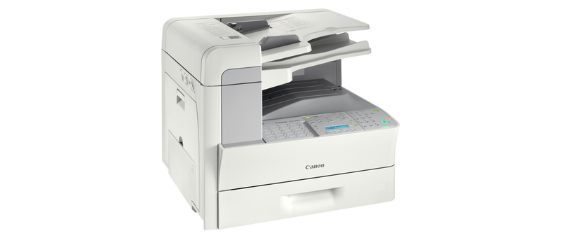 canon how to find my fax number
