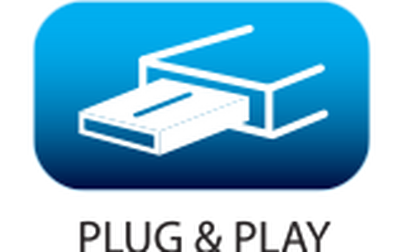 plug and play with mac os x and windows