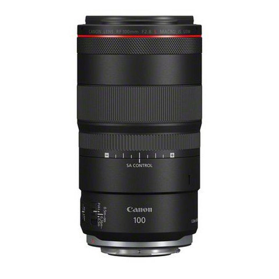 Объектив Canon RF 100MM F2.8L MACRO IS USM.