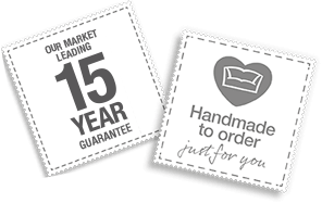 Free 10 year guarantee and handmade to order just for you