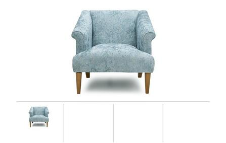 Comfort Comfort 1 Piece Clearance Accent Chair
