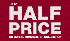Up to Half Price!