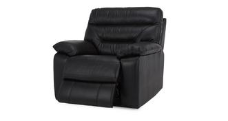 Active Leather and Leather Look Electric Recliner Chair