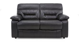 Active Leather and Leather Look 2 Seater Sofa