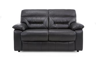 Leather and Leather Look 2 Seater Sofa Essential