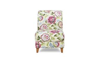 Patterned Accent Chair Addison