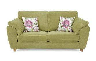 2 Seater Formal Back Sofa Addison