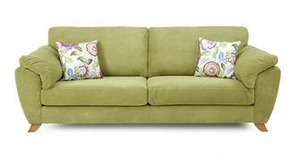 Addison 4 Seater Formal Back Sofa