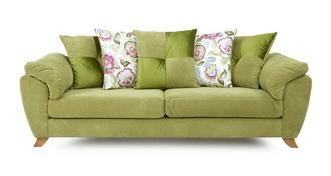 Addison 4 Seater Pillow Back Sofa