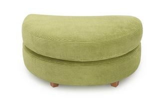 Half Moon Footstool Addison