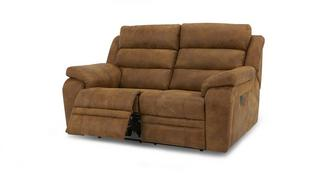 Admiral 2 Seater Electric Recliner