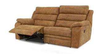Admiral 3 Seater Manual Recliner