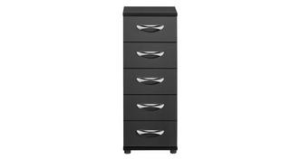 Adonis 5 Drawer Narrow Chest
