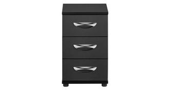 Adonis 3 Drawer Narrow Chest