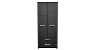 Adonis 2 Door Robe with Drawers