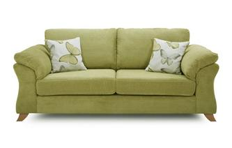 3 Seater Formal Back Sofa Capulet