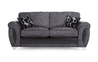 2 Seater Formal Back Deluxe Sofa Bed Talia