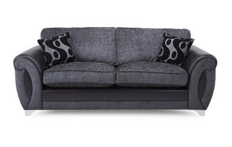 3 Seater Formal Back Sofa Talia