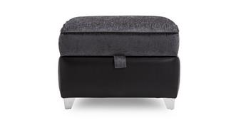 Alessa Storage Footstool