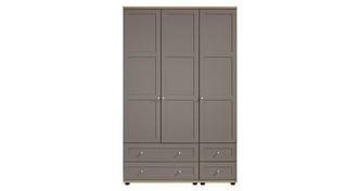 Allerton 3 Door 4 Drawer Robe