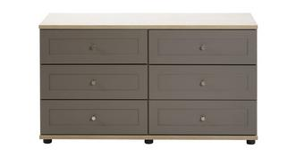 Allerton 6 Drawer Chest