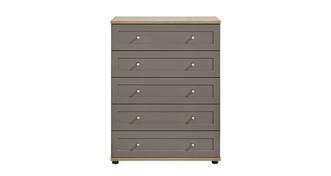 Allerton 5 Drawer Wide Chest
