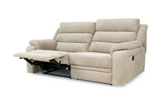 3 Seater Manual Recliner Benedict