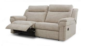 Altitude 3 Seater Manual Recliner