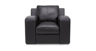 Anvil Leather and Leather Look Armchair