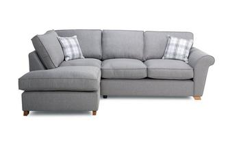 Right Hand Facing Formal Back Corner Sofa Bed