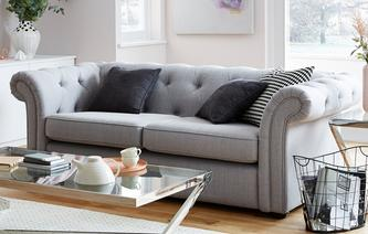 Ashby 3 Seater Sofa Opera