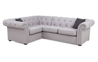 Right Hand Facing 2 Seater Corner Sofa Opera