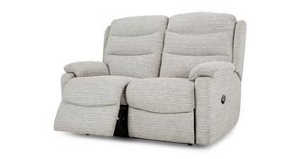 Ashton 2 Seater Manual Recliner