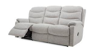 Ashton 3 Seater Manual Recliner