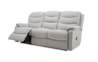 3 Seater Manual Recliner Ashton