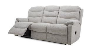 Ashton 3 Seater Electric Recliner