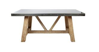 Atom Fixed Top Dining Table
