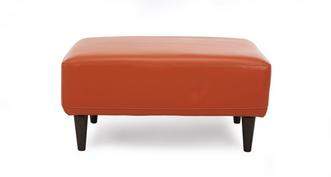 Atomic Rectangular Footstool