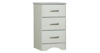 Ballena 3 Drawer Narrow Chest