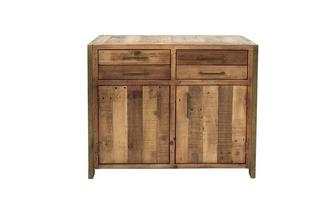 Small Sideboard with 4 Drawers
