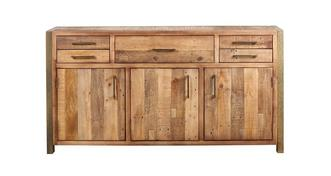 Barclay Large Sideboard with 4 Drawers