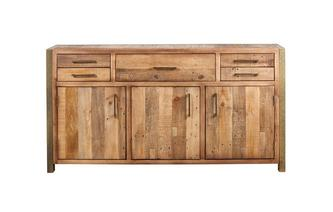 Large Sideboard with 4 Drawers