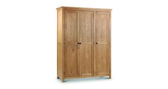 Barnhouse 3 Door Robe