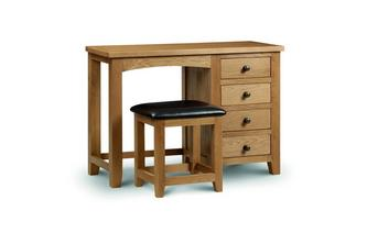 Single Pedestal Dressing Table Barnhouse