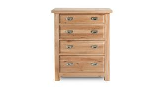 Bay Side Chest with 4 Drawers