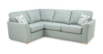 Beau Right Hand Facing 2 Seater Corner Sofabed