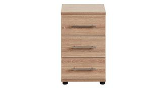 Belize 3 Drawer Narrow Chest