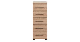 Belize 5 Drawer Narrow Chest